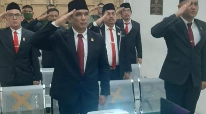 Pengadilan Negeri Sei Rampah Menyaksikan Penyelenggaran Upacara Bendera HUT Kemerdekaan Republik Indonesia ke 75 Secara Virtual
