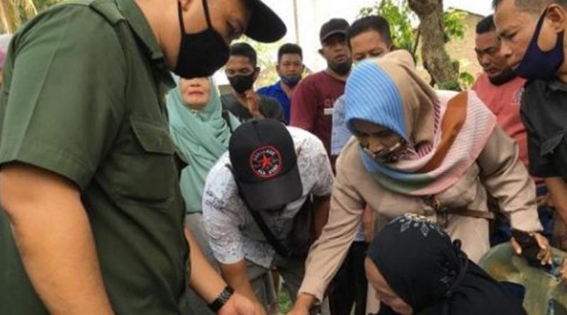 Pengadilan Negeri Sei Rampah Lakukan Eksekusi Pengosongan Secara Damai