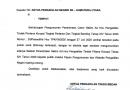 Pengumuman Hakim Ad Hoc TIPIKOR Tahap XIV Tahun 2020