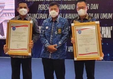 Ketua Pengadilan Negeri Sei Rampah Hadiri Acara Penyerahan Sertifikat Akreditasi Penjaminan Mutu yang Diselenggarakan oleh Direktorat Jenderal Badan Peradilan Umum