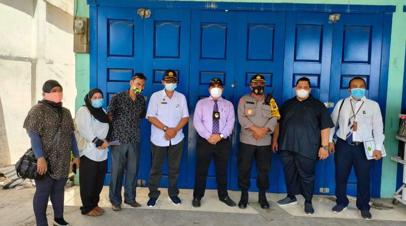 Pengadilan Negeri Rampah Lakukan Eksekusi Delegasi Pengosongan