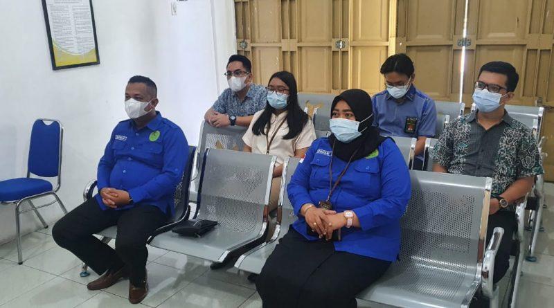 """Hakim Pengadilan Negeri Sei Rampah Ikuti Webinar Sesi III Bertajuk """"Vaksinasi dan Varian Baru Covid-19"""""""