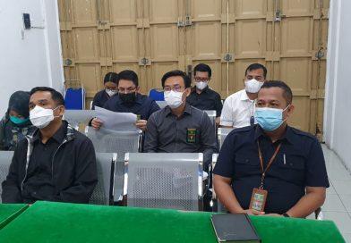 Pengadilan Negeri Sei Rampah Ikuti Sosialisasi Implementasi Sistem Penanganan Perkara Pidana Terpadu Berbasis Teknologi Informasi (SPPT-TI)
