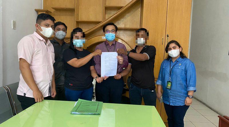Hakim Mediator Pengadilan Negeri Sei Rampah Kembali Berhasil Mendamaikan Para Pihak Berperkara